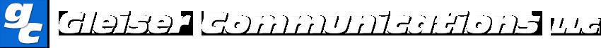 gleisercom logo